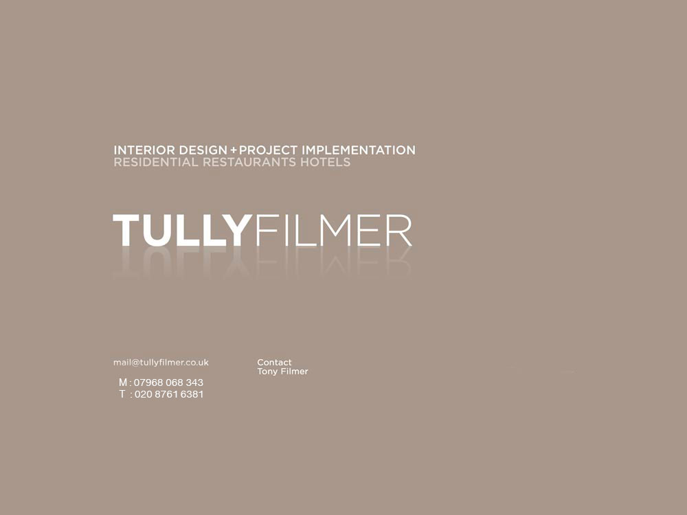 Tully Filmer Interior Design